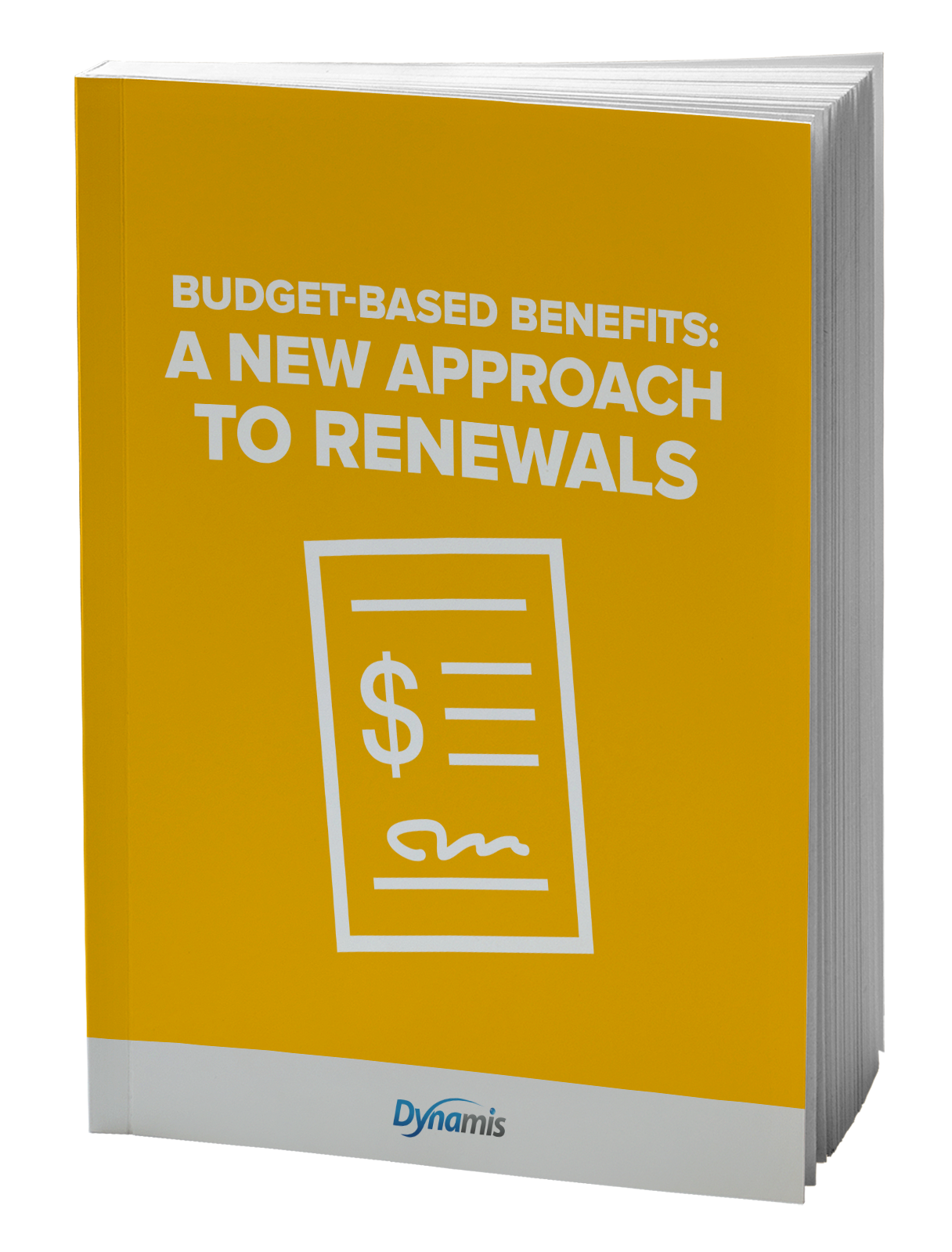 Budget-based benefits: A New Approach to Renewals