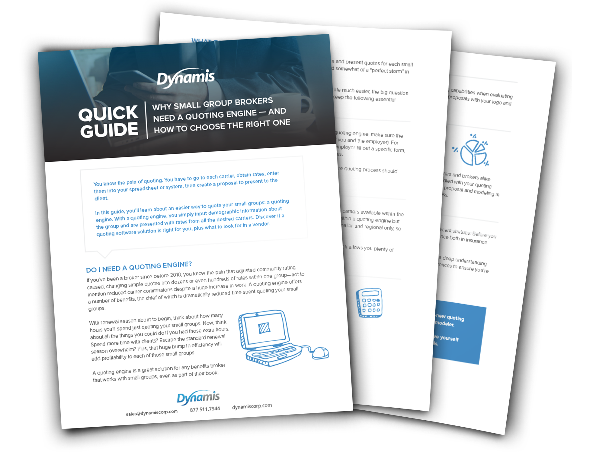 Quoting Engine Buyer's Guide