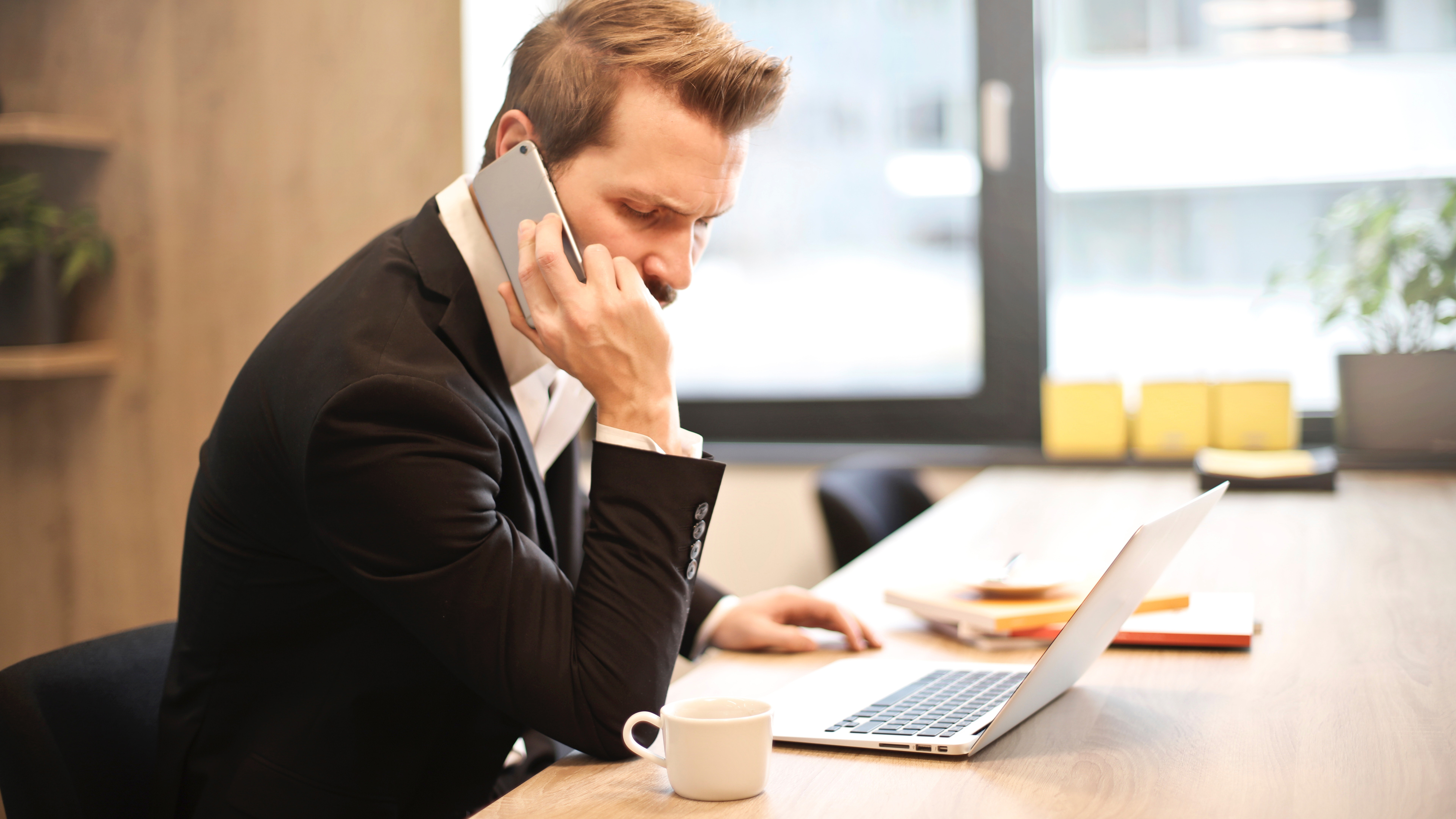 Skip the cold calling
